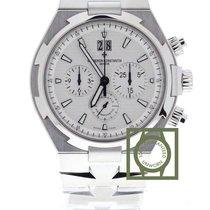 Vacheron Constantin Overseas Chronograph 42mm White Dial NEW