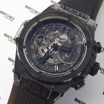 Hublot Big Bang Unico Sapphire All Black  - 411.JB.4901.RT