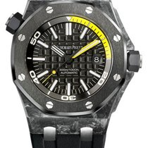 Audemars Piguet Royal Oak Offshore Diver Carbon 15706AU.OO.A00...