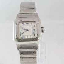 Cartier de Santos Quartz  Steel