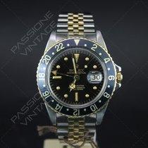 Ρολεξ (Rolex) GMT Master acciaio e oro Jubilee