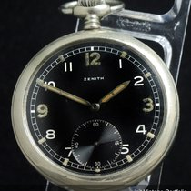 Zenith Rare Zenith Military Pocket Watch of the German Army...