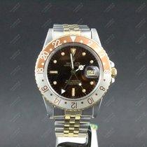 Rolex GMT Master  - Occhio di tigre - Jubilee - 16753