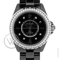 Chanel J12 Automatic 38mm Diamonds New Full-Set