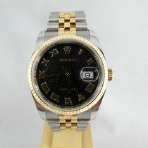 Rolex Datejust Acc.oro jubilee br. Steel.Gold 36mm