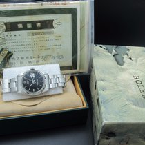 Rolex OYSTER DATE 1500 Original Gilt Dial and Double Papers