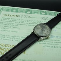 Rolex DAY-DATE 18039 with Original Brown Diamond Dial and Paper