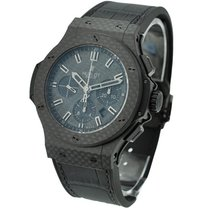 Hublot 301.QX.1740.GR Big Bang All Black Carbon Fiber - Black...