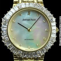Audemars Piguet Piece Unique 18k Top Wesselton Diamond Bezel...