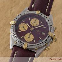 Breitling Chronomat Cockpit Chronograph Gold/stahl Automatik...