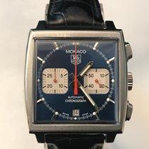TAG Heuer Monaco Automatic McQueen Chronograph CW2113 Mint...