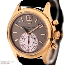 Patek Philippe Annual Calendar Chronograph Ref-5960R-001 18k...