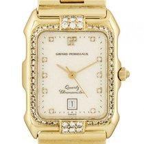 Girard Perregaux Chronometer Lady 18kt Gelbgold Perlmutt...