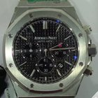 Audemars Piguet Royal Oak Chrono 41 mm Steel Black Dial...