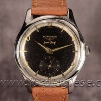 Longines Sport Chief Ref. 6263 Vintage 1956 Waterproof Steel...