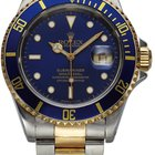 Rolex Submariner Date 16613 Blue Dial