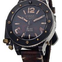 U-Boat U-42 Unicum 8088 Editio Secunda Titanium - Bronze 53 mm...