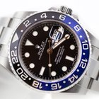 Rolex GMT MASTER II BATMAN REF 116710BLNR