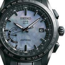精工 (Seiko) SSE091J1 Astron GPS Solar Limited Edition Herren...