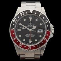Ρολεξ (Rolex) GMT-Master II Coke Stainless Steel Gents 16710