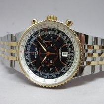 Breitling Navitimer Legende Stahl / Rosegold 46mm - Full Set