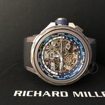 Richard Mille RM063-02 World Timer ti