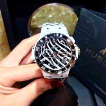 Hublot Big Bang Tutti Frutti Zebra Chronograph L.E. 250