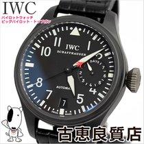 IWC MT339【中古】【美品】 IWC インターナショナルウォッチカンパニー IW501901 パイロットウォッチ...