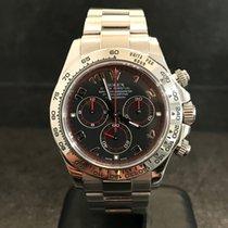 Rolex Daytona 116509 Weißgold Black Racing Dial