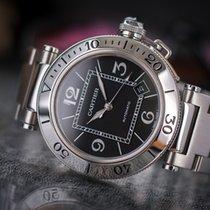 Cartier Pasha Seatimer XL Date Steel