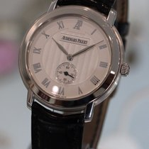 Audemars Piguet - Jules Audemars Small Seconds 18k White Gold...