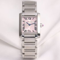 Cartier Lady Tank Francaise Limited Edition W51031Q3