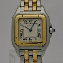 Cartier Panthère Lady 18k Gold Steel Box&Papers