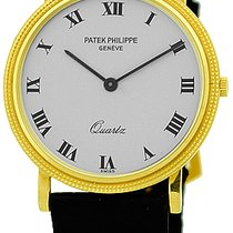 "Patek Philippe Gent's 18K Yellow Gold  Ref # 3744 ""Cal..."