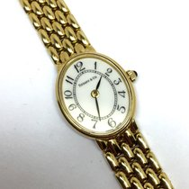 Tiffany & Co. 14k Yellow Gold Luxury Quartz Ladies Watch W...
