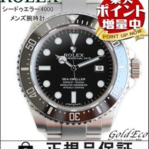 ロレックス (Rolex) 【ロレックス】シードゥエラー4000 メンズ腕時計 116600日付け表示 ルーレット刻印ランダ...