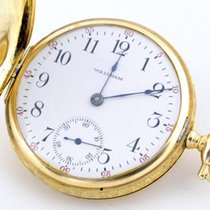 Waltham . Saboneta pocket watch Circa 1914.