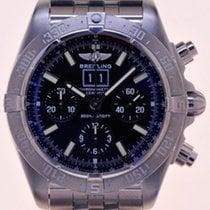 百年靈 (Breitling) Mans Automatic Wristwatch Chronograph Blackbir...