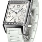 Jaeger-LeCoultre Reverso Squadra Duetto Silver Dial Stainless...