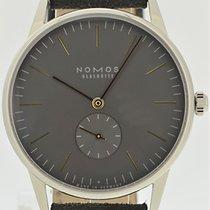 ノモス (Nomos) Glashütte Orion 1989 Handaufzug