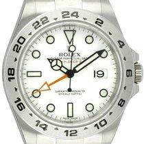 Rolex : Explorer II 'Polar' :  216570 :  Stainless...