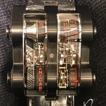 Cabestan Winch Tourbillon Vertical in Titanium - Ltd Edition...