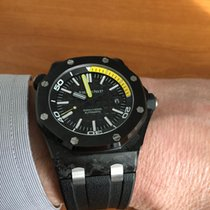 오드마피게 (Audemars Piguet) royal oak offshore diver carbon