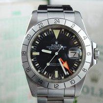 Rolex Explorer II  Freccione -Full Set  Garanzia  Expertise