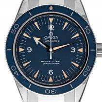 Omega Seamaster 300 Master Co-Axial Titan Automatik Armband...
