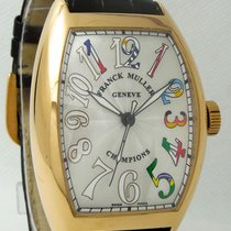 "Franck Muller Men's  ""World Cup S.Africa LTD Edition&#..."