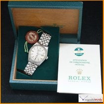 Rolex Date-Just Ref 1603 with Arab Logo come with Box &...