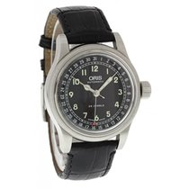 Oris Big Crown Pointer Date 7543 Stainless Steel Automatic