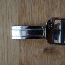 Jaeger-LeCoultre 16mm WHITE GOLD Folding Clasp faltschliesse...