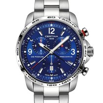 Certina DS Podium Big Size Precidrive Chronograph